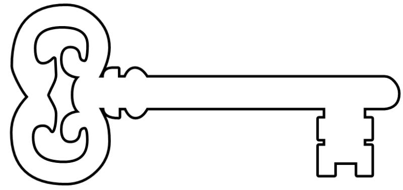800x378 Key Free Stock Photo Illustration Of A Key