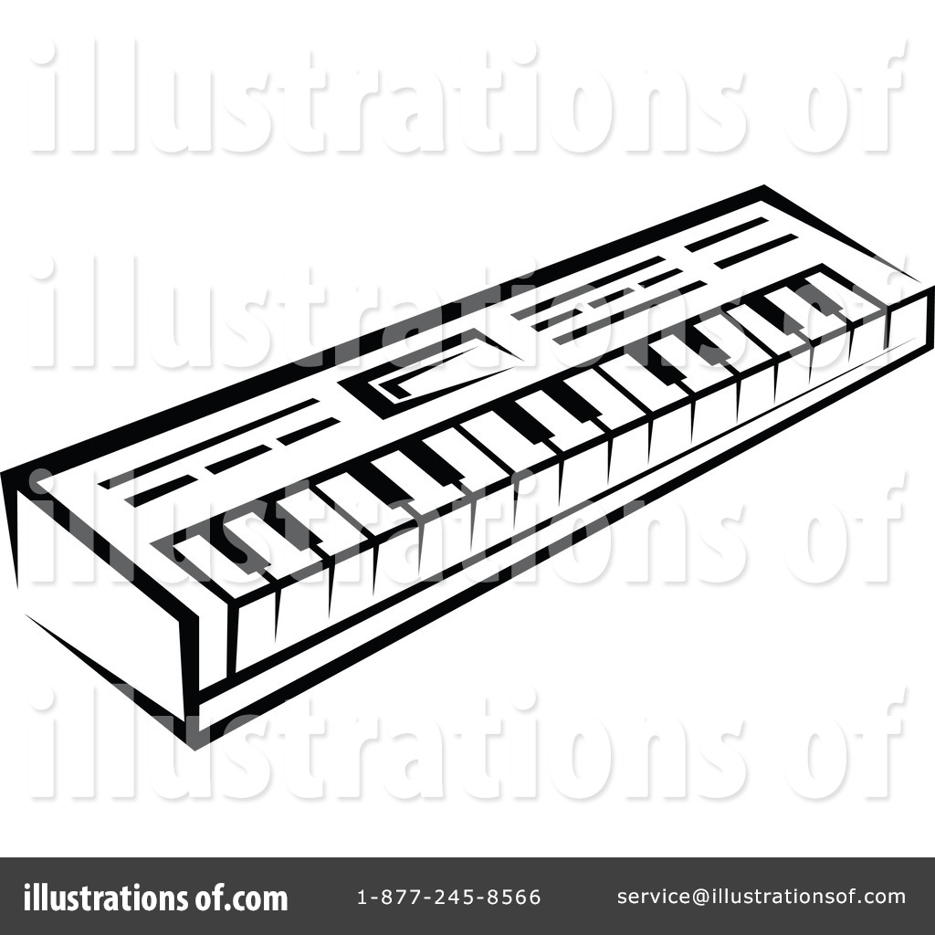 1024x1024 Keyboard Clipart Keyboard Instrument