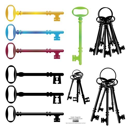 Keys Clipart