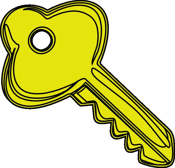 600x578 Key Clip Art Keys Clipart 2