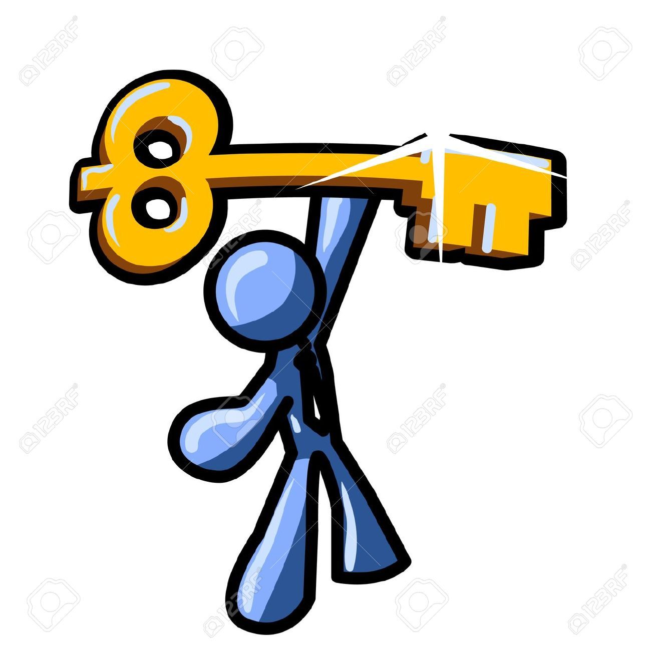 1300x1300 Keys To Success Clipart