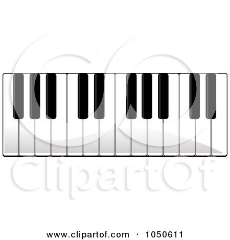 450x470 Piano Keys Border Clip Art