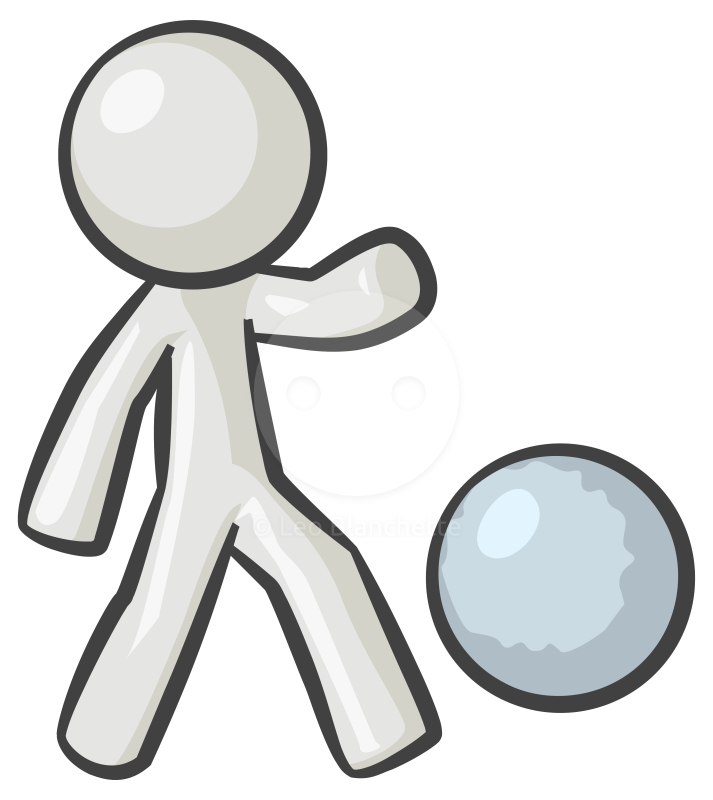 713x800 Kickball Illustration Of Man Kicking Ball Clip Art Illustration