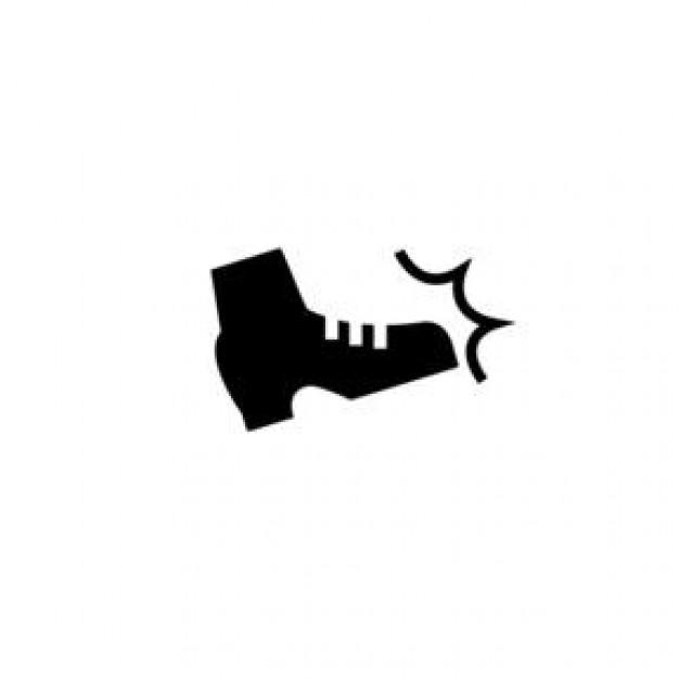 626x626 Boots Clipart Kick
