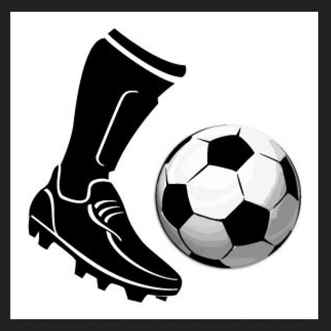 kicking soccer ball clipart free download best kicking soccer ball rh clipartmag com