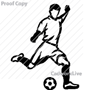300x300 Soccer,ball,sports,kick Clipart Panda