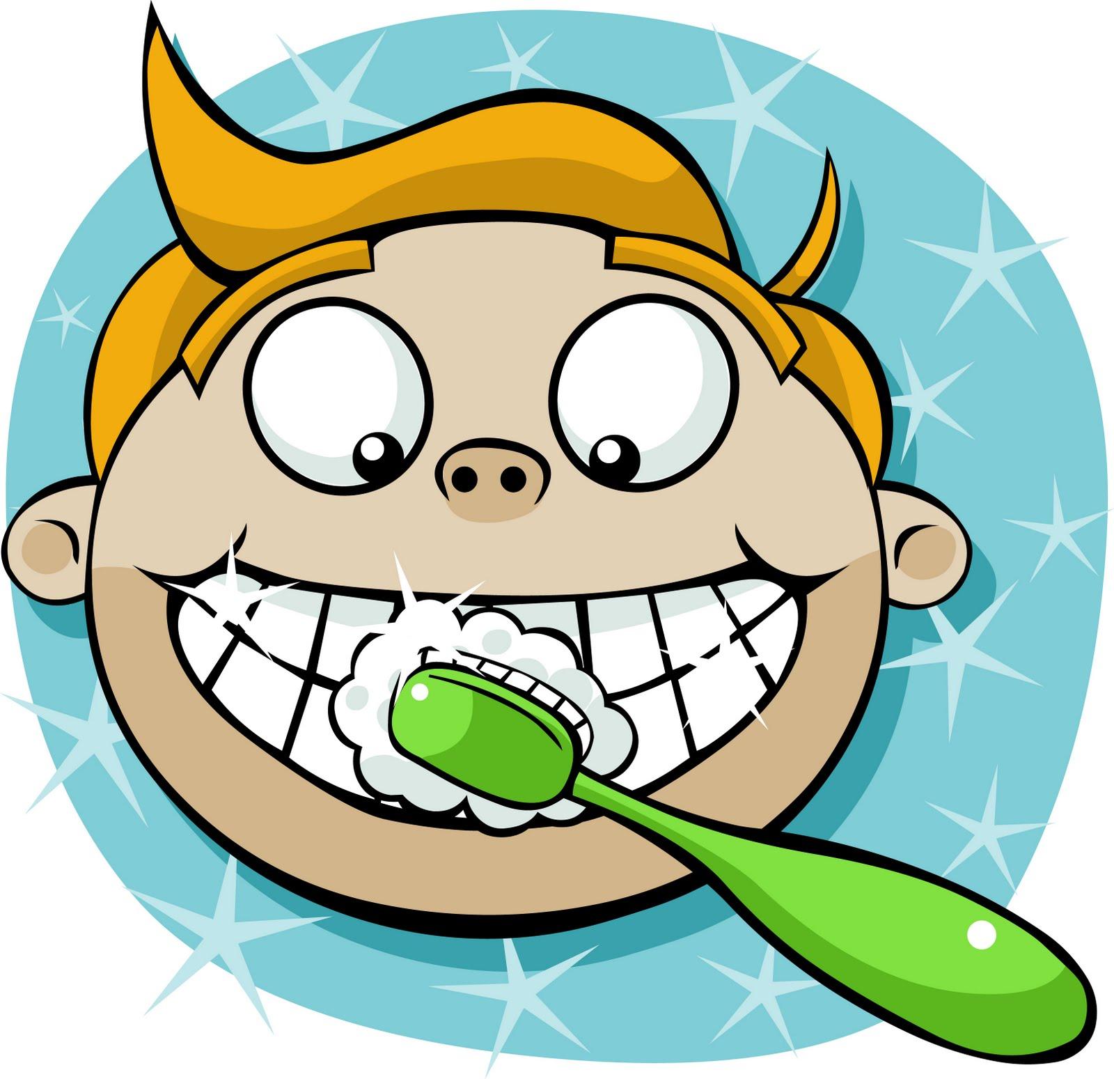 1600x1549 Brush Teeth Clipart