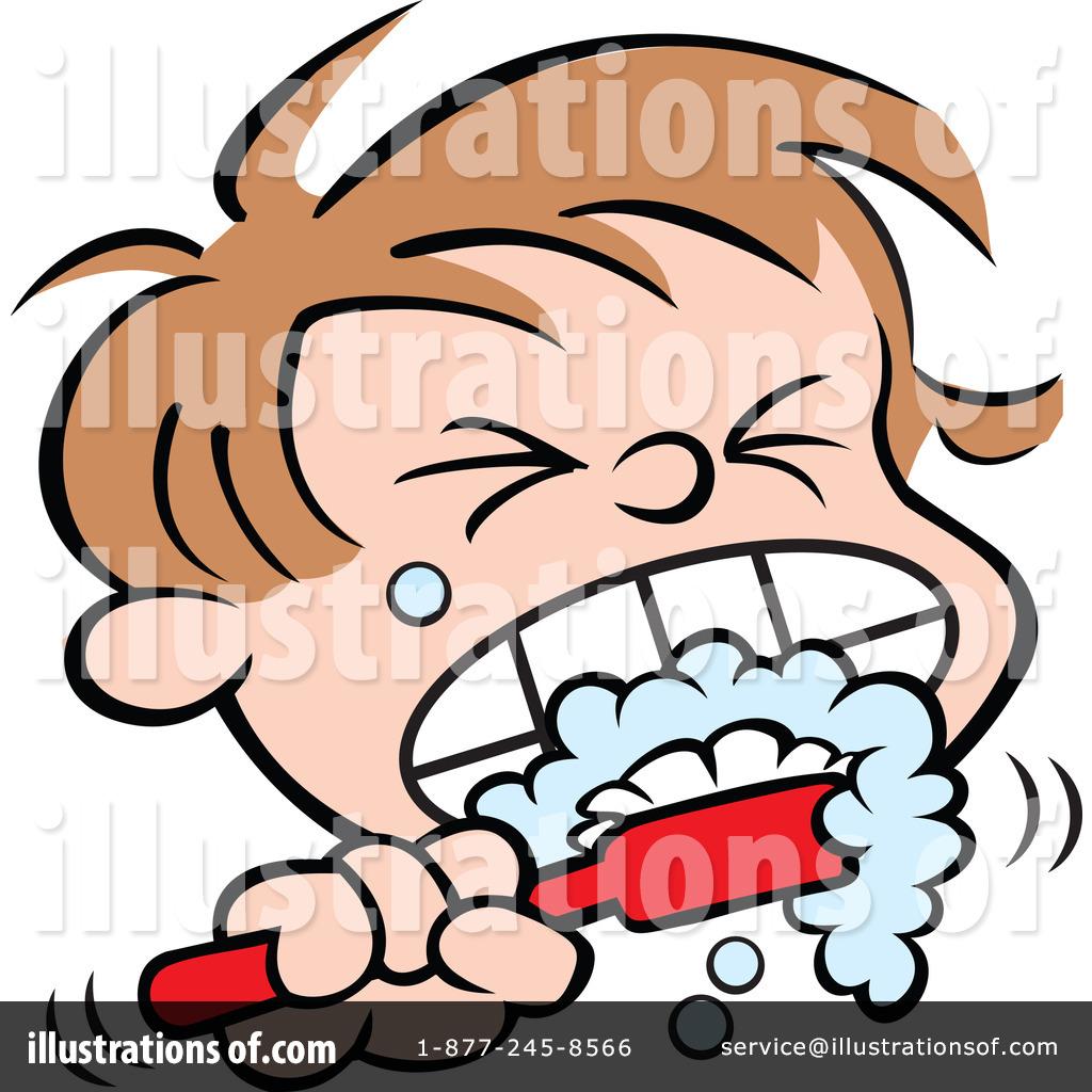 1024x1024 Brushing Teeth Clipart