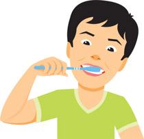 210x203 Toothbrush Clipart Nag