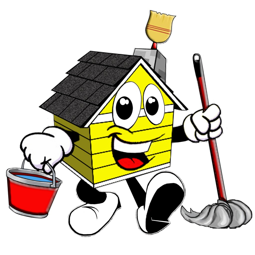 1024x1024 House Cleaning Clip Art Many Interesting Cliparts