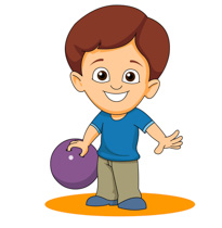 205x210 Kid Free Sports Bowling Clipart Clip Art Pictures Graphics
