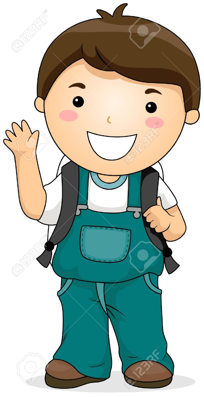 669x1300 Boy Clipart Boy Student