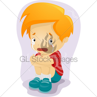 325x325 Crying Kid Gl Stock Images