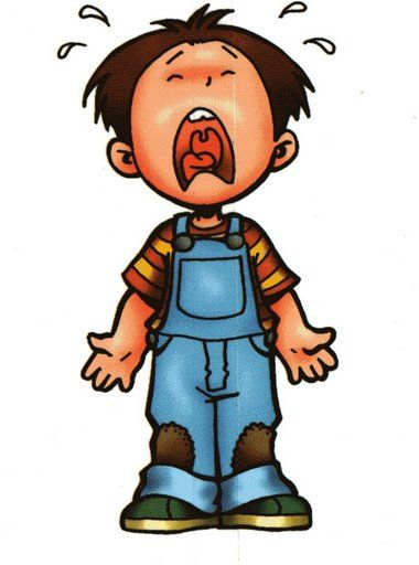 380x512 Clipart Images Of Kids Crying Clipartfest