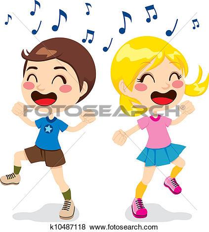 423x470 Danse Clipart Kid Dance