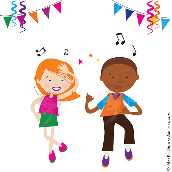 570x570 Fun Clipart Kid Dance