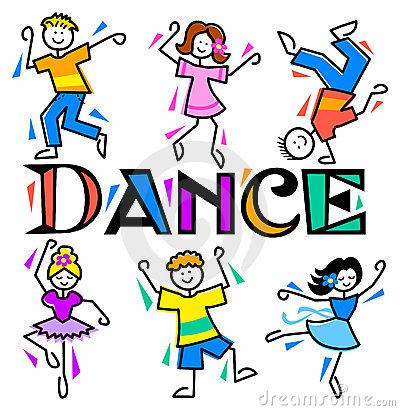 400x411 Kids Dance Clip Art Clipart