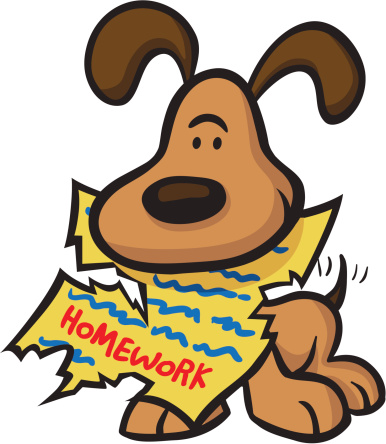 386x444 Homework Clip Art For Kids Free Clipart Images 3