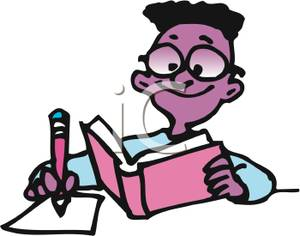 300x236 Boy Doing Homework Clipart 1869186