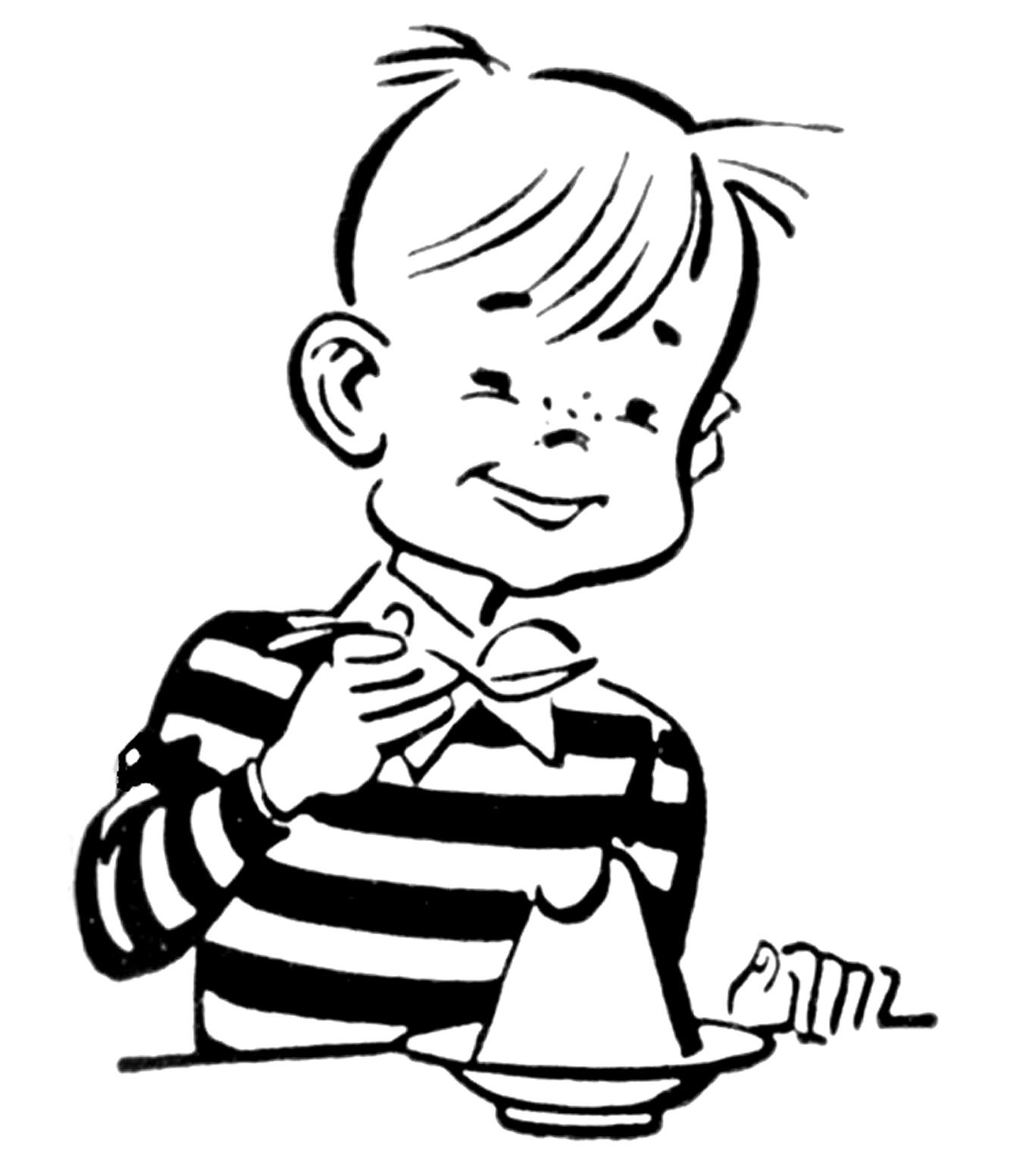 1350x1552 Kids Clip Art Free Clipart Images 5
