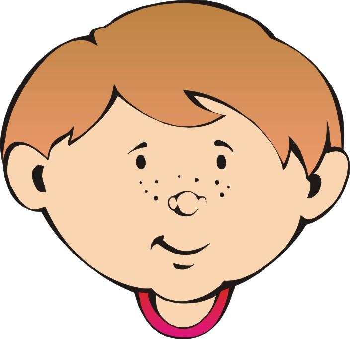 704x682 Boy Face Clip Art Clipart