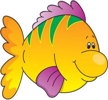 375x346 216 Best Clip Art, Etc. Fish Amp Sea Images Draw