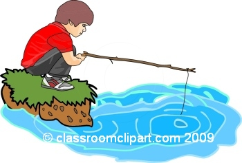 350x237 Fishing Clipart Child Fishing
