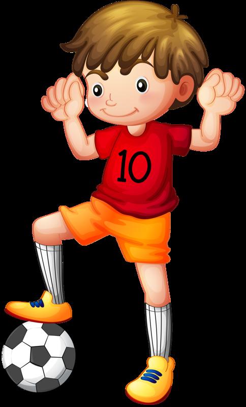 484x800 Soccer Boy
