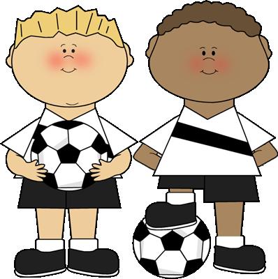 398x400 Soccer Clip Art