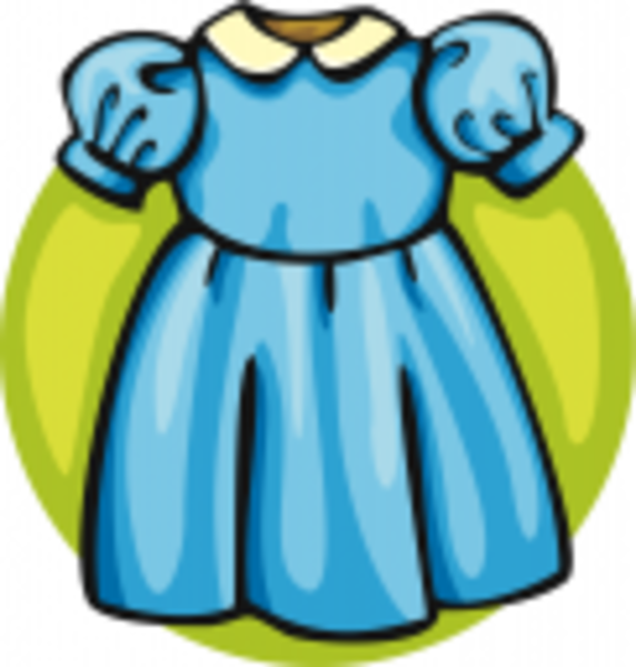 572x600 Dress Clipart Kid Dress