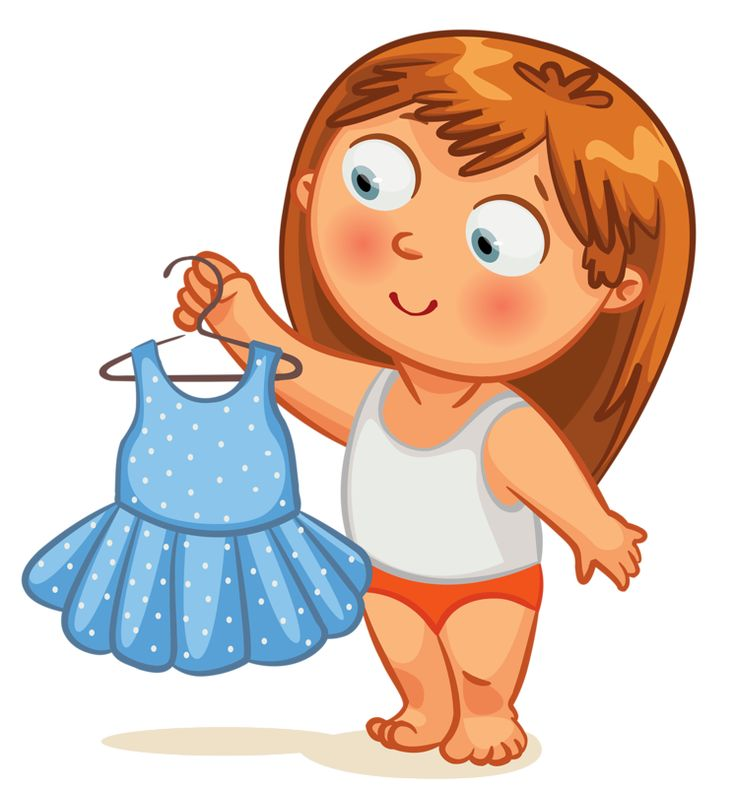 736x788 Getting Dressed Art Kids Clip Art And Kid