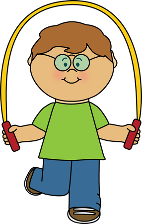 286x450 Kid Playing With A Jump Rope Clip Art