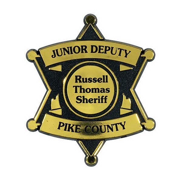 Kid Police Badges