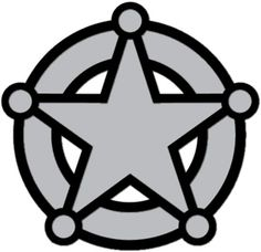 236x228 Cop Clipart Badge