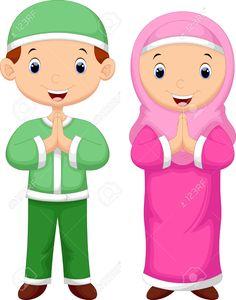 236x300 Muslim Kids Cartoon