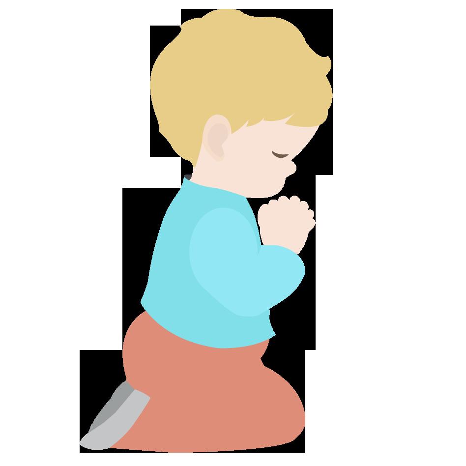 948x948 Boys Kids Prayers Clipart