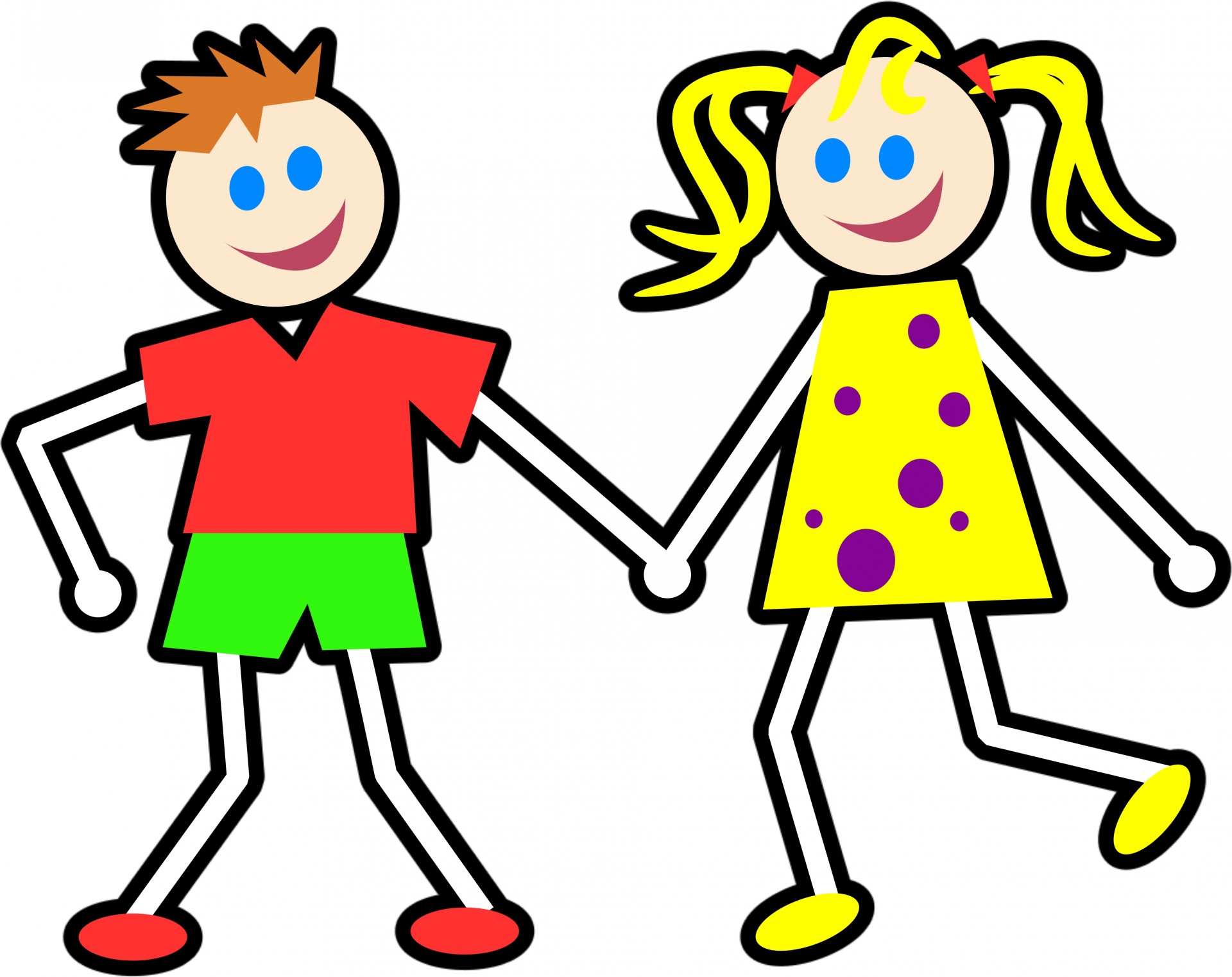 1920x1523 Cartoon Kids Clipart Free Stock Photo