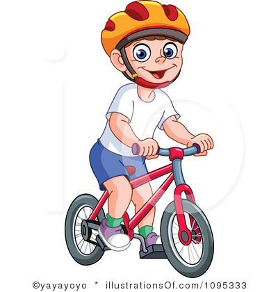 400x420 Ride Clipart Riding Bike