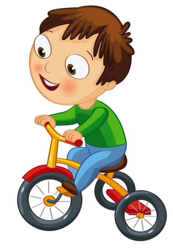 556x800 Bicycle Clipart Kid Tricycle