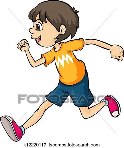 395x470 Boy Running Clip Art And Illustration. 4,954 Boy Running Clipart
