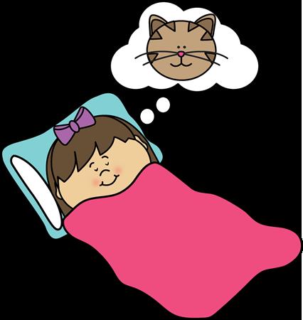 426x450 Girl Clipart Sleep