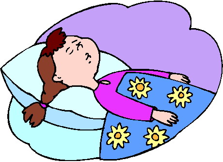 460x334 Go To Sleep Clipart Kid 2