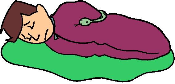 567x271 Sleeping Clip Art 2