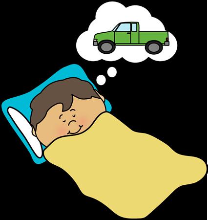 426x450 Sleeping Clipart Dream