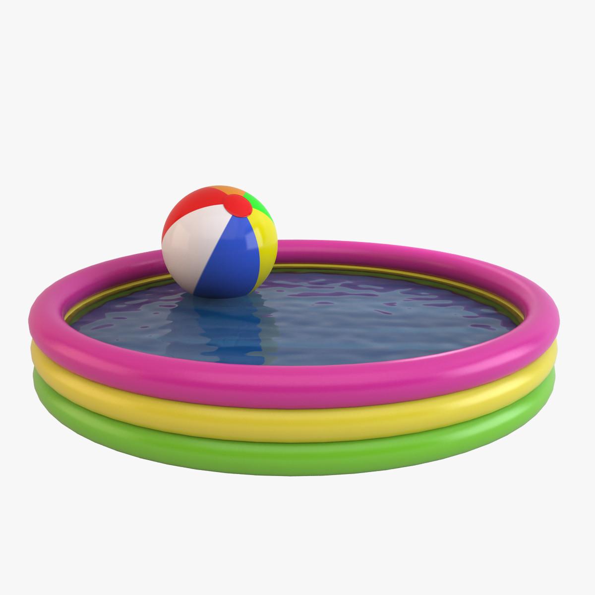 1200x1200 Pool Clipart Kiddie Pool