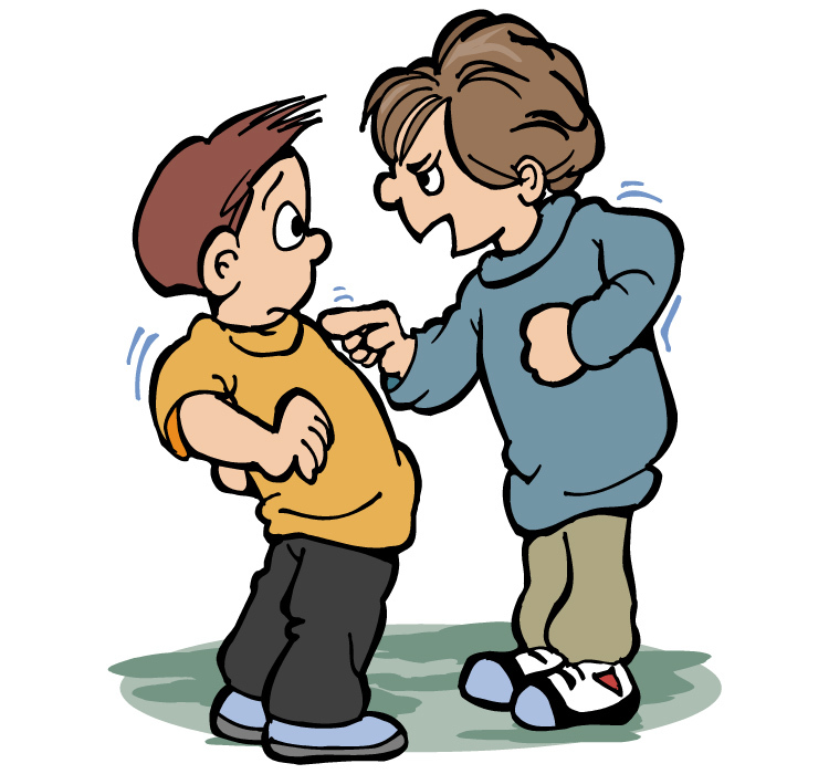 750x700 Children Showing Kindness Clipart