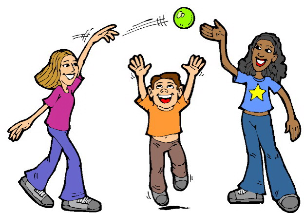 624x437 Children Playing Kids Playing Sports Clipart Free Images