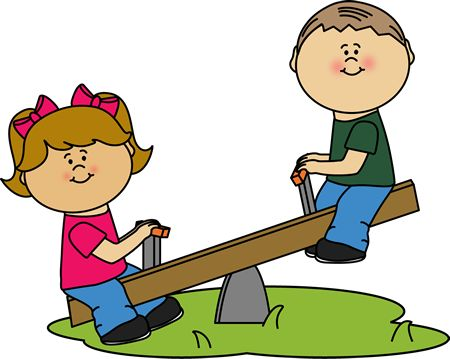 450x359 Kids Playing Outside Clipart