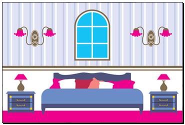 370x250 Bedroom For Kids Bedroom Murals And Clip Art