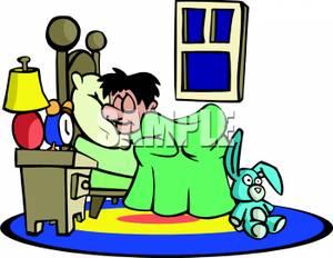 300x232 Bed Clipart Children'S